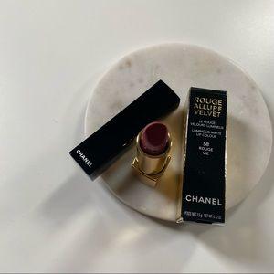 Chanel Rouge Allure Velvet #58